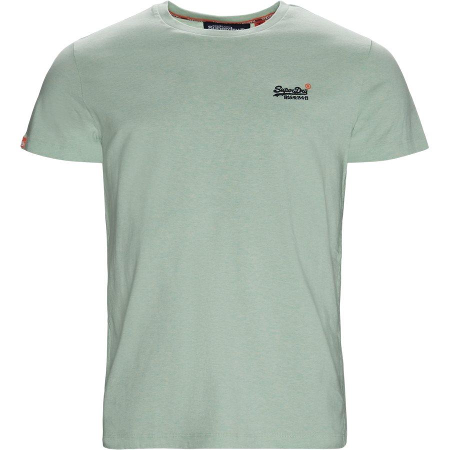 M1010 - M1010 T-shirt - T-shirts - Regular - LIME DCR - 1